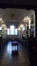 Inside St Martin's